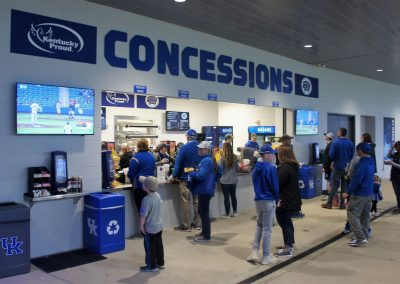 Kentucky Proud Park Concession Stand