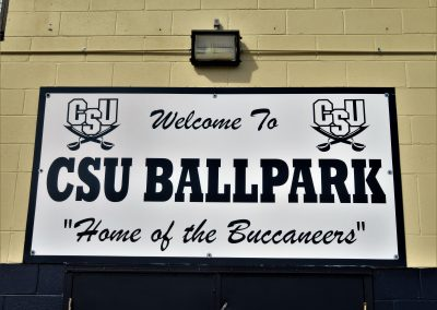 Marquee for Ballpark