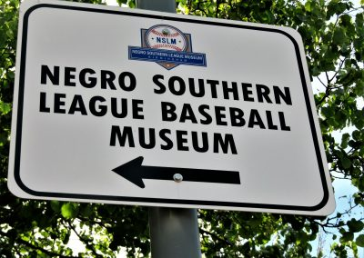 Negro Southern League Museum is Nearby