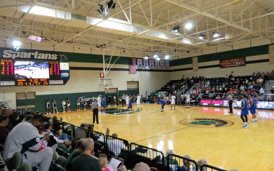 G. B. Hodge Center – USC Upstate Spartans