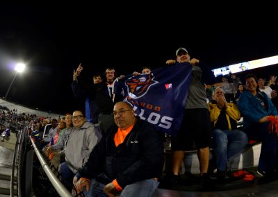 Spectrum Stadium, Orlando Apollos Fans in the Stands