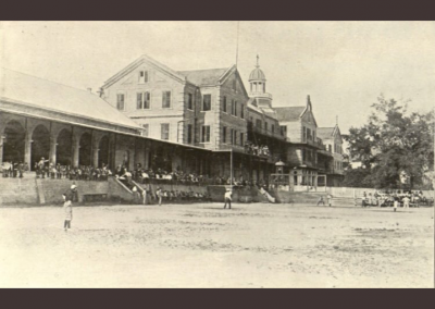 Stan Galle Field in the Early 20th Century