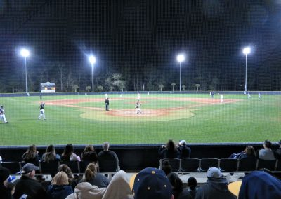 View from the Bleachers
