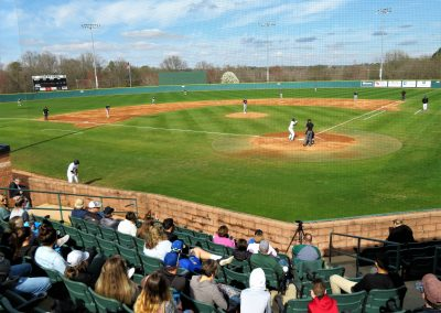 View from the Stands