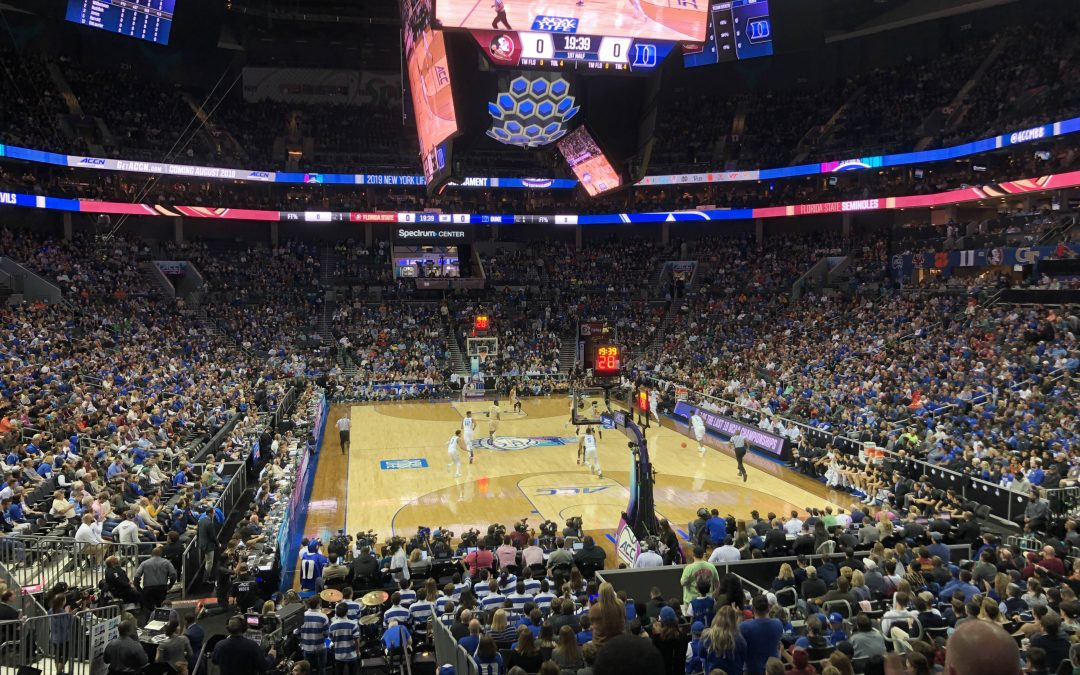 Scenes From The 2019 ACC Basketball Tournament