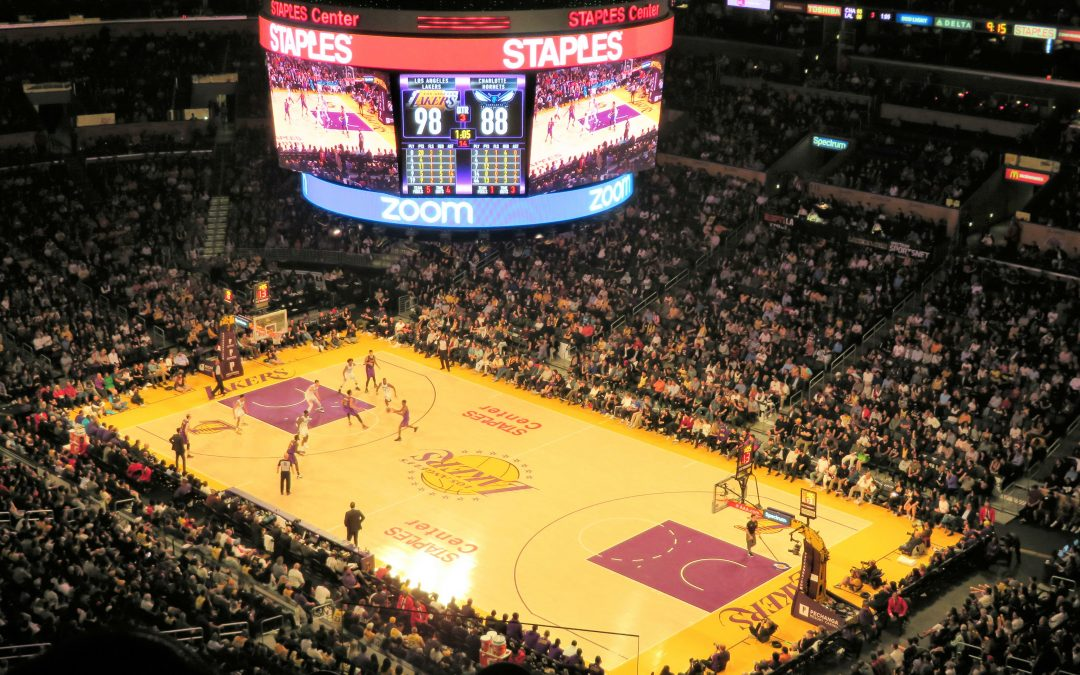 Staples Center – Los Angeles Lakers
