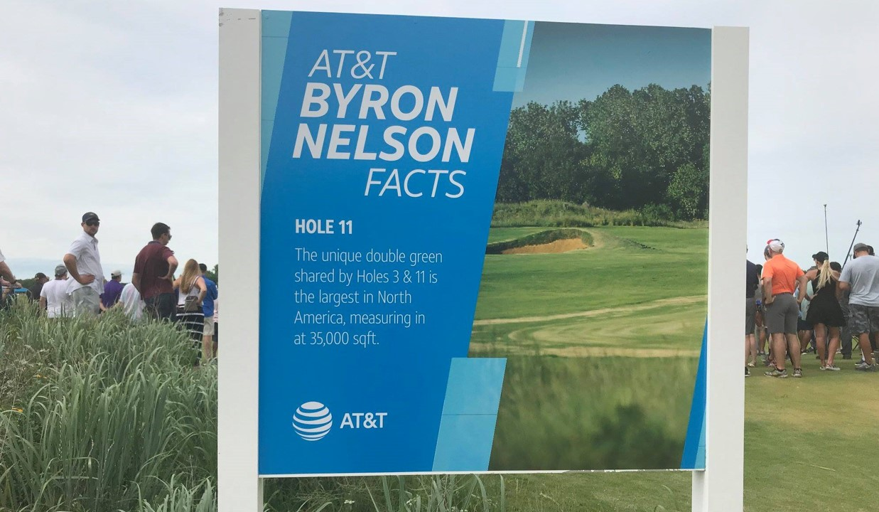 Trinity Forest Golf Club – AT&T Byron Nelson Tournament