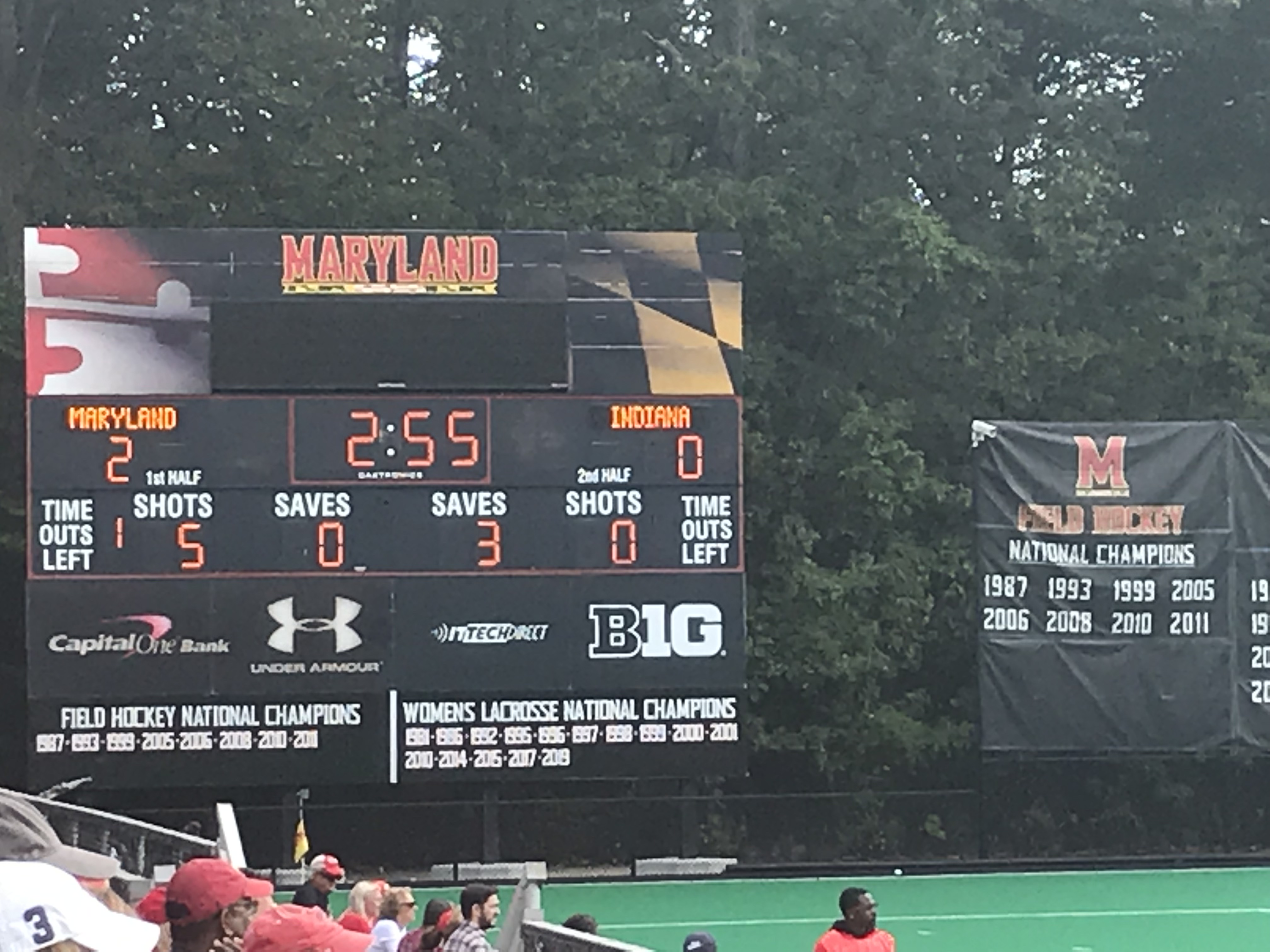 Field University and  Maryland of Hockey Complex Lacrosse