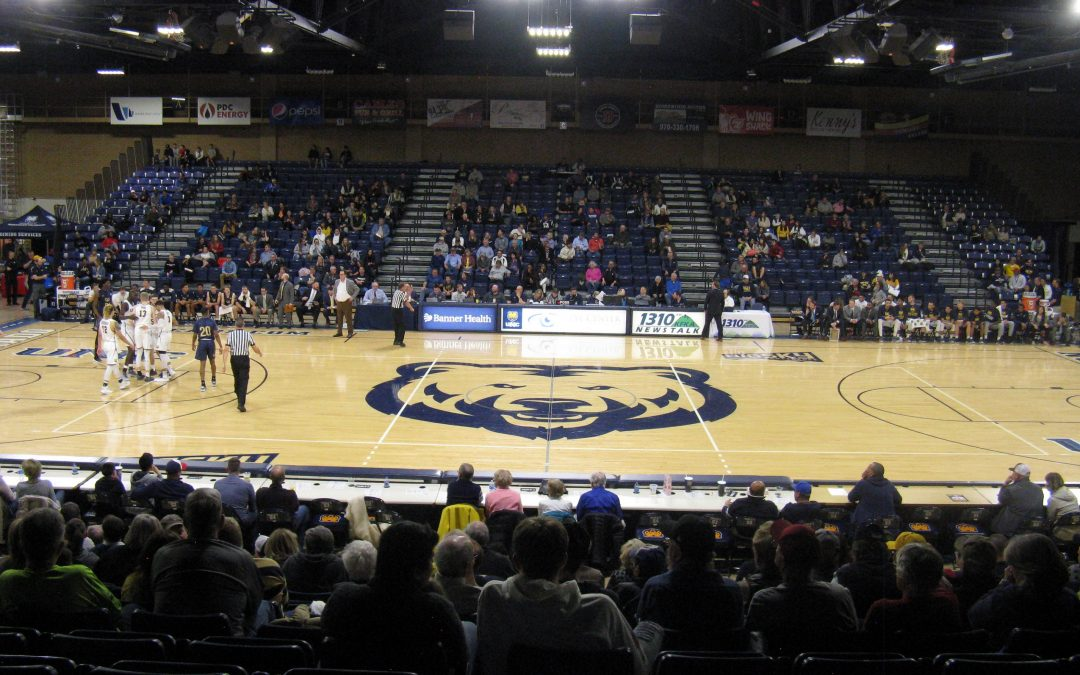 Bank of Colorado Arena – Northern Colorado Bears