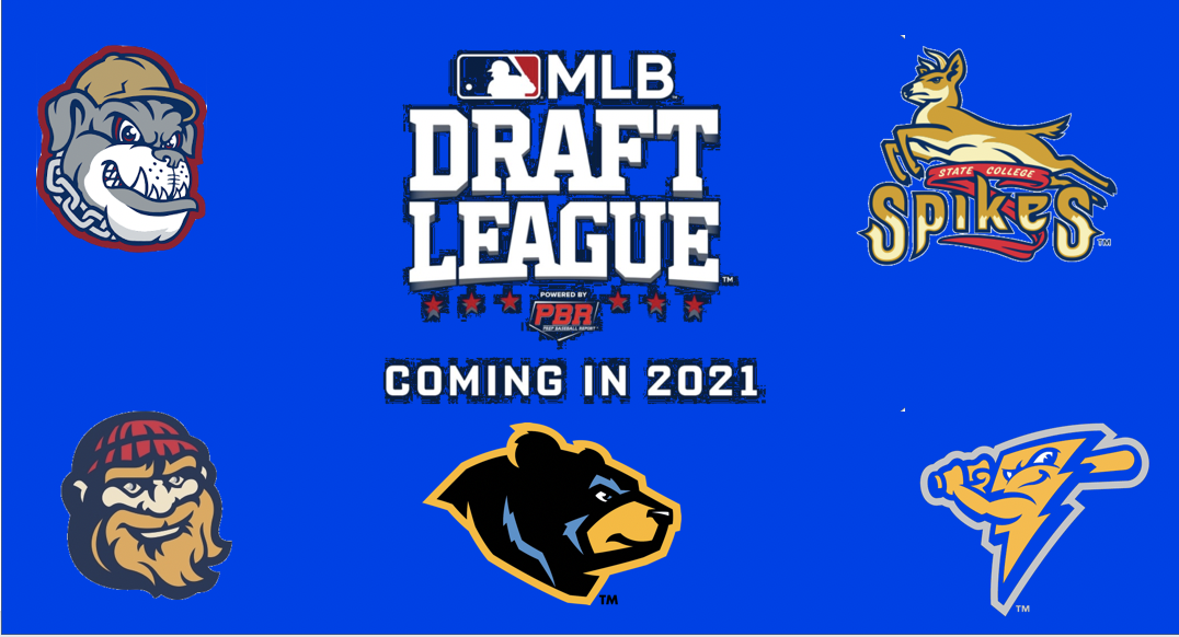 MLB Draft League to Debut with 6 Teams in 2021 | Stadium Journey